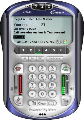softphone xten