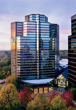 Atlanta romantic getaway