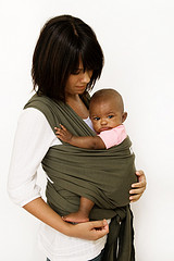 Leading Wearable Baby Carrier Sleepy Wrap From Nap Inc Wins
