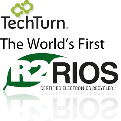 TechTurn Receives World\'s First R2 / RIOS Certification for ...