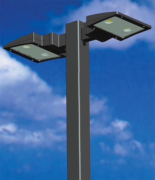 Rab Led Light Pole: RAB Lighting Offers New LED Area Light