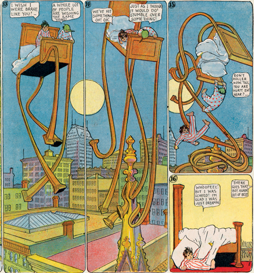 "Little Nemo in Slumberland"" on the iPad - Sunday Press Books Brings Winsor  McCay's Comic Strip Classic to the Digital Screen"
