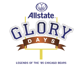 85 Bears Reunion Allstate Glory Days To Air On Nbc 5 Chicago This Sa Ay Dec 4th At 7 P M