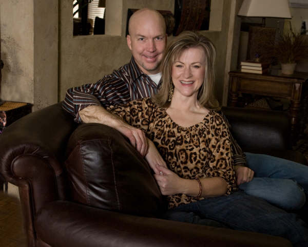 Successful Furniture Retailers, Kent and Beckey Waldrop