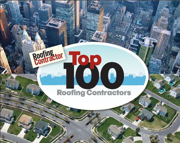 Advanced Metal Roofing Ranks In The 2011 Top 100 Roofing Contractors