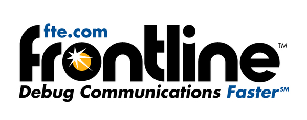 Frontline Announces Release of ComProbe SD Protocol Analyzer for SD