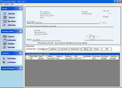 payroll tax calculation made easy with new improved ezpaycheck software