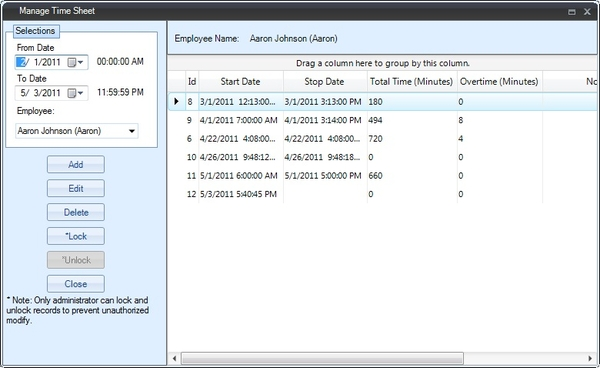 eztimesheet employee attendance tracking software updated to manage