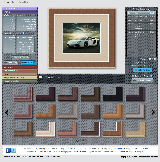 Frames4Less.com Introduces a Simple Way to Buy Custom Frames Online ...