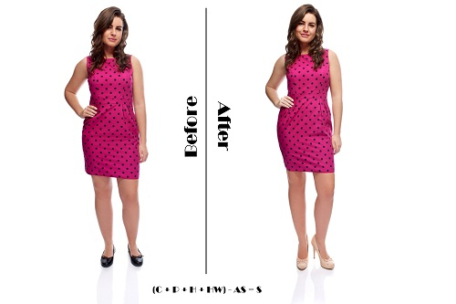 Debenhams Reveals Formula For Perfect Pair Of Drop A Dress