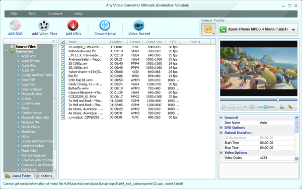 Anvsoft Released a New Product - Any Video Converter