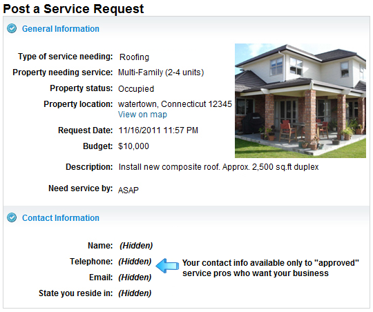 New Online Portal Matches Homeowners With Property Management