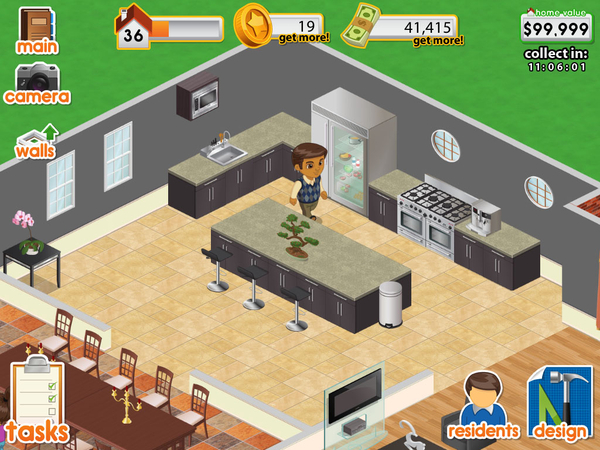App Minis To Gross 1m Month With Its Ios Social Game Design This Home