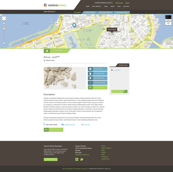 Local Building Product Sourcing Website Promotes Green Construction