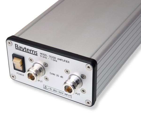 Baytems Offers New RF Preamplifier for EMC Testing