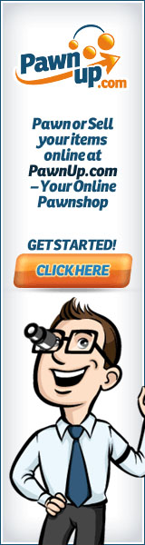 Advertising Final Frontier: PawnUp.com Online Pawn Shop ...