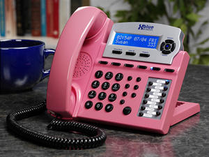 Brand New XBlue X16 phone in Pink!