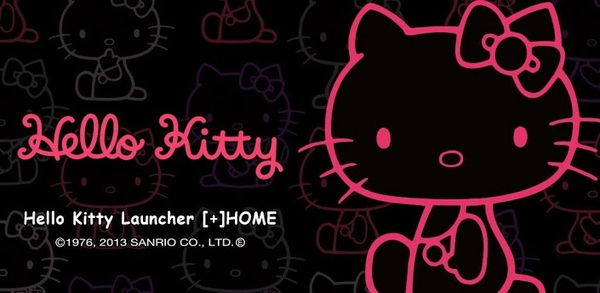 Free Hello Kitty Theme Comes To Home On Google Play