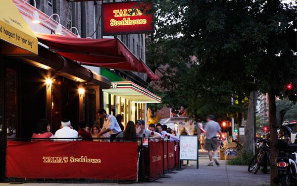 Talia S Steakhouse Bar A Manhattan Kosher Restaurant