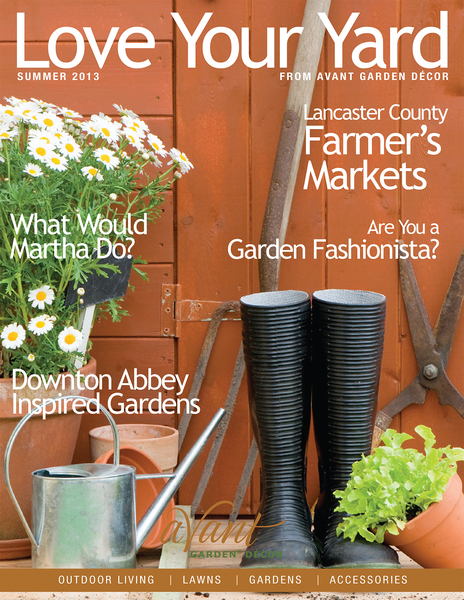 Love Your Yard Garden Magazine Summer Issue Available Online Free