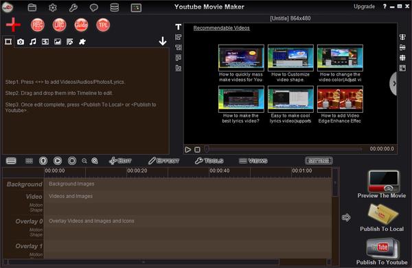 RZSoft Announces YouTube Movie Maker v9 06, Five Million