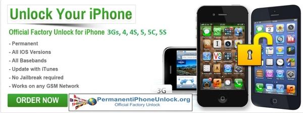 how to unlock i phone 5