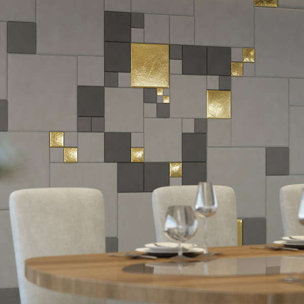Lapelle Design Leather Tiles A Transformable Touch Of