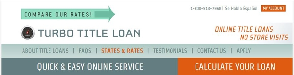 Turbo Title Loan >> Turbotitleloan Com Adds Payment Portal To Website Giving