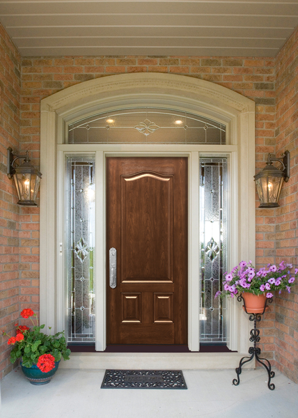 Signet Fiberglass Entry Doors From Provia Named In 2014 Best 100