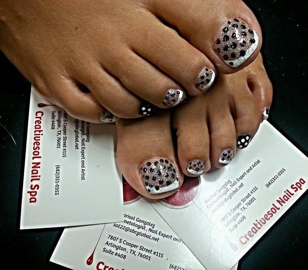 Friendly, Service-Focused Nail Expert Marisol Gonzalez Creates ...