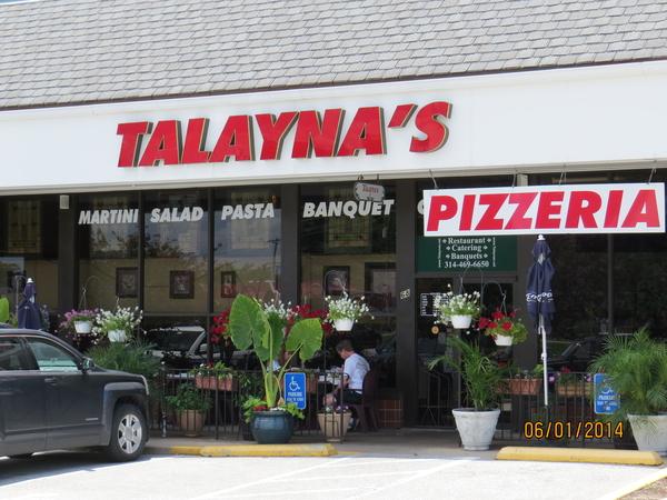 Italian Restaurants West County St Louis
