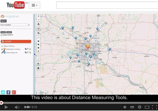 Reasons Why A Mapping Software Is Best Used In Business For Data - Location mapping software