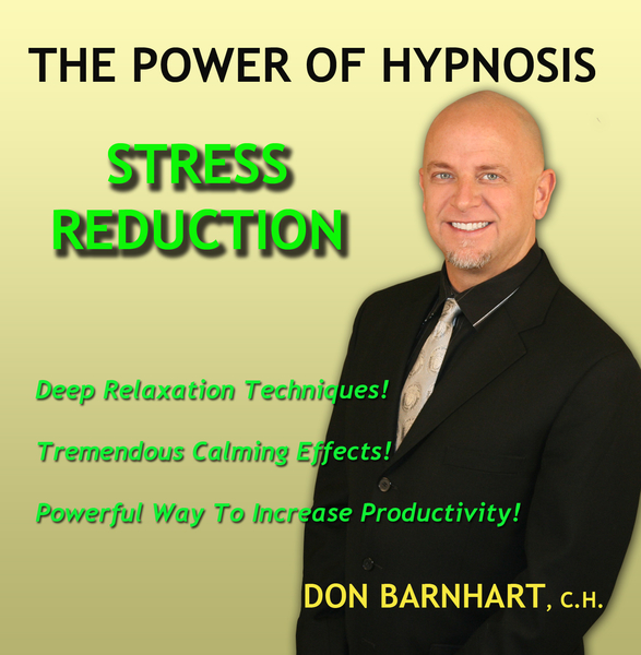 Hypnotist Don Barnhart Offers Holiday Stress Relief And New