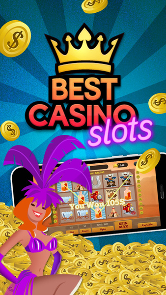 Best Casino Slots Evolves Slot Machine Fun Into A Complete Mobile