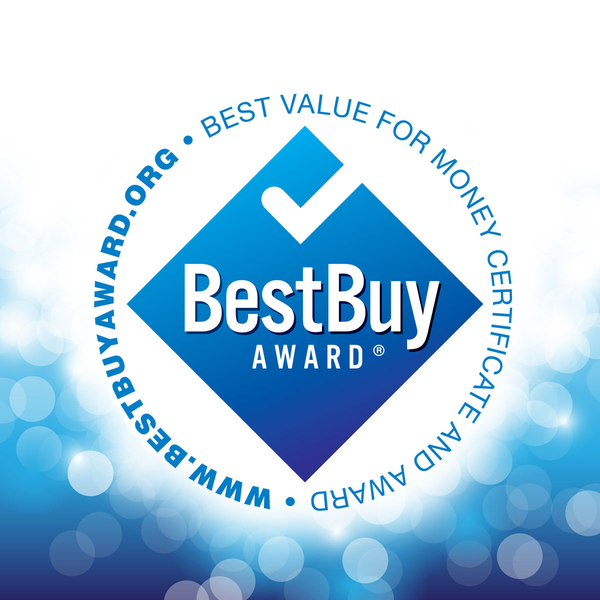 Five Years Of Remarkable Success For The Best Buy Award Certificate