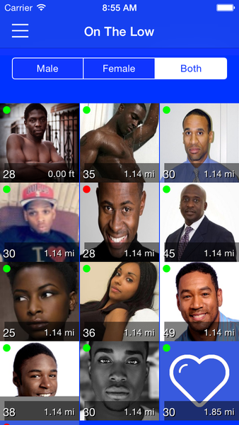 black gay apps