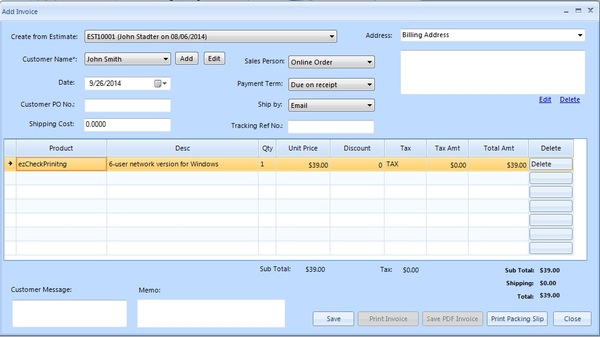 Advanced Ez1099 2014 Tax Preparation Software Now Available