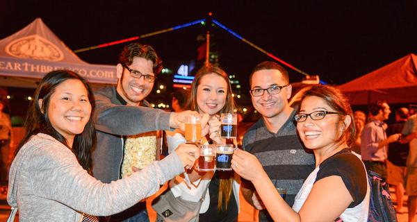 San Diego Festival Of Beer Celebrates 21st Birthday Bash On Broadway Pier Friday September 18