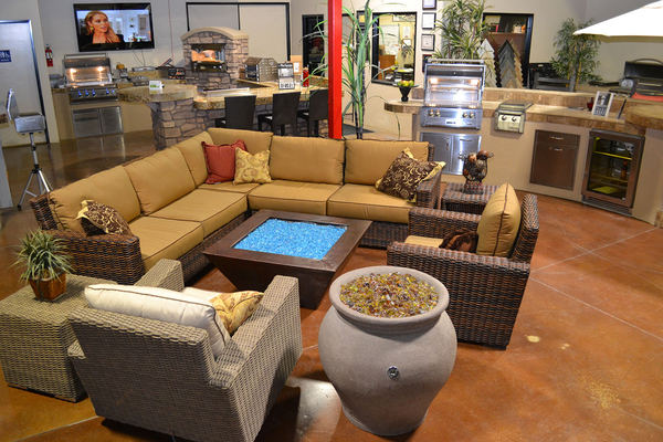 BBQ Grills Retailer in Palm Desert Debuts World's First Traeger