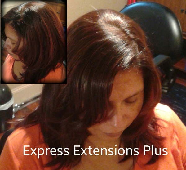 Arlington Tx Hair Extensions Pro Sherry Johnson Brings 50 Weave To Dfw