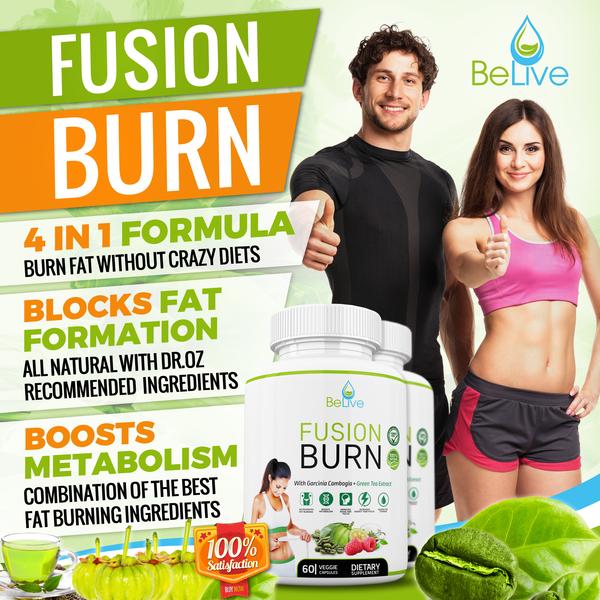 Burn body fat fast workout image 9