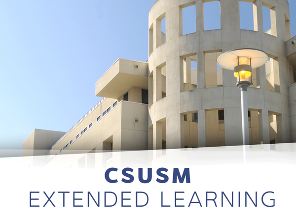 california state university san marcos extended learning appoints