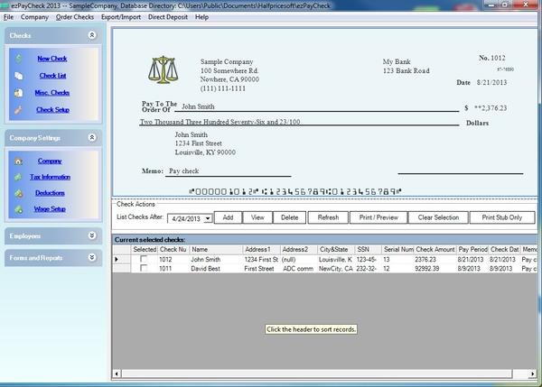 small business payroll tax calculator