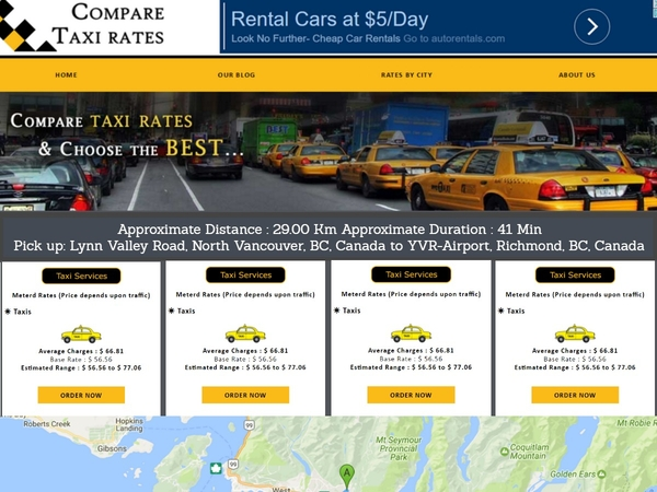 Taxi Maple Ridge >> Vancouver Airport Car Service Affordable And Luxurious Alternative