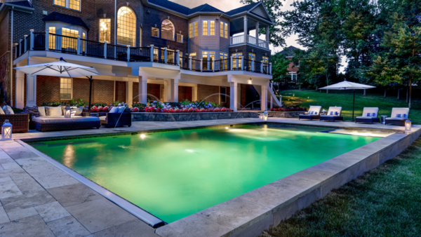 Swimming Pool Builder Town Country Unveils Its Redesigned Website - Luxury-swimming-pool-design