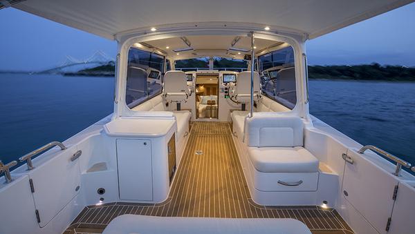 Zurn Yacht Design at the 2017 Fort Lauderdale International