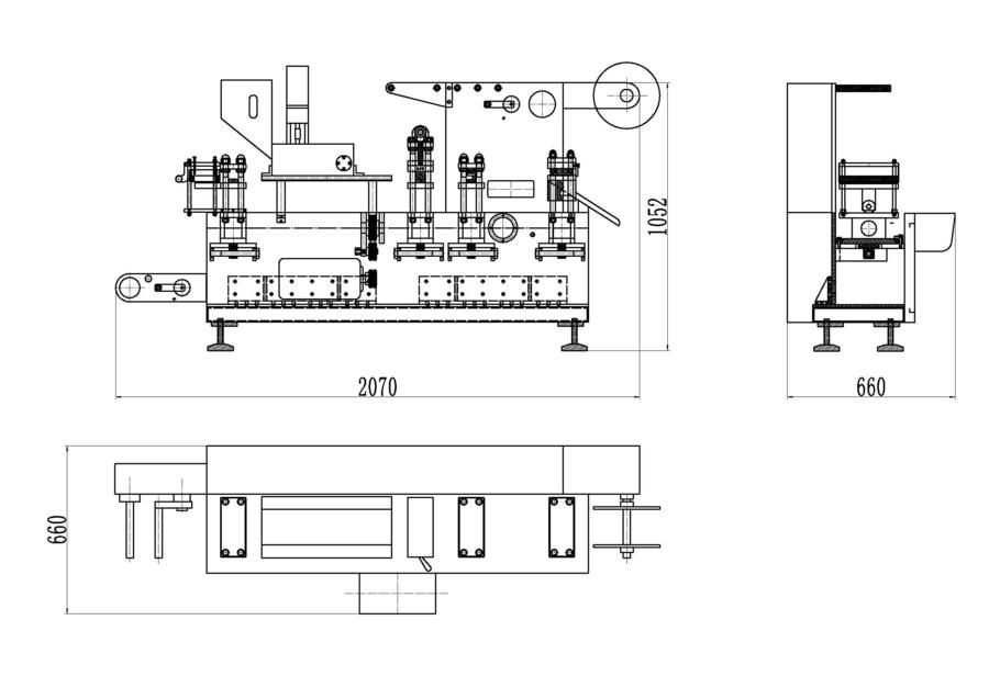 blister packaging diagram saintyco upgraded its blister packing machine series in 2018  blister packing machine