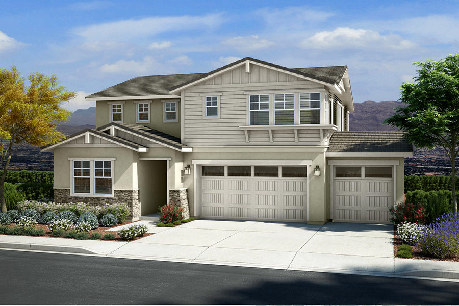 New Build Homes Menifee Ca