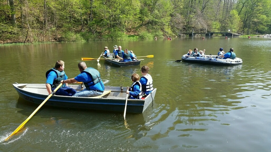 Canfield Cub Scout Pack 115 Joins National Family Scouting
