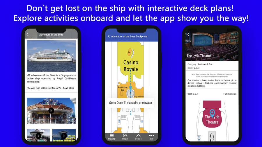 this cruise app saves travelers time and aggregates their cruise